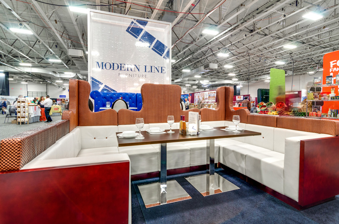 "Contemporary & Custom Made Furniture Leader ""Modern Line"
