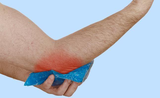 bone fracture or bruise