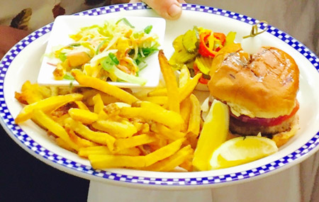 fishburger montauk sustainable