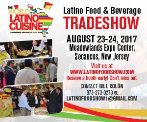 World of Latino Cuisine May 2017 300×250