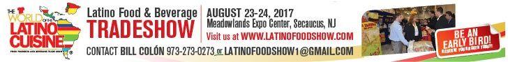 World of Latino Cuisine May 2017 728×90