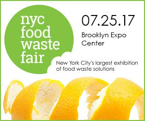 NYC Food Waste Fair July 2017 300×250