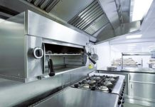 Heavy Duty foodservice equipment