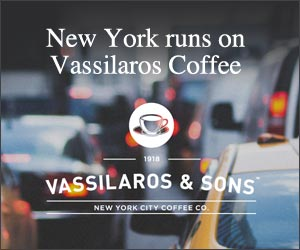 Vassilaros Coffee – Sept 2017 – 300×250 – 1