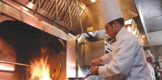 Fire Suppression systems ventilation