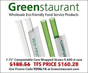 Greenstaurant July 2018 Straws 300×250
