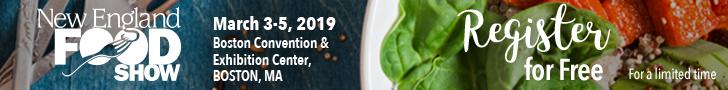 New England Food Show November 2018 728×90