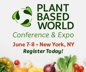 Welcome to Plant Based World Conference & Expo!