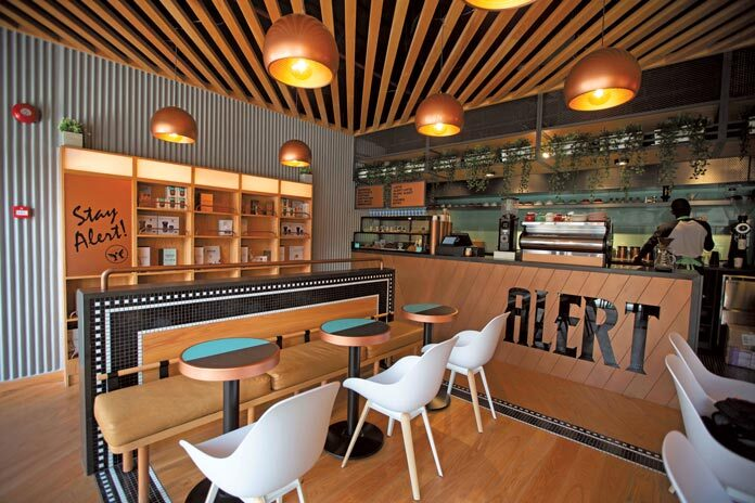 ambient restaurant lighting