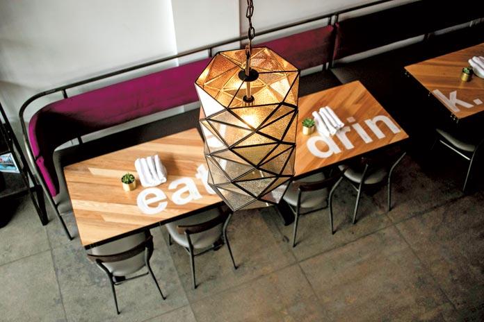 Accent Restaurant Lighting